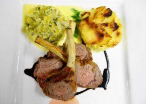 Lamb Restaurant Adare