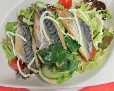 Fresh Mackeral Restaurant Adare